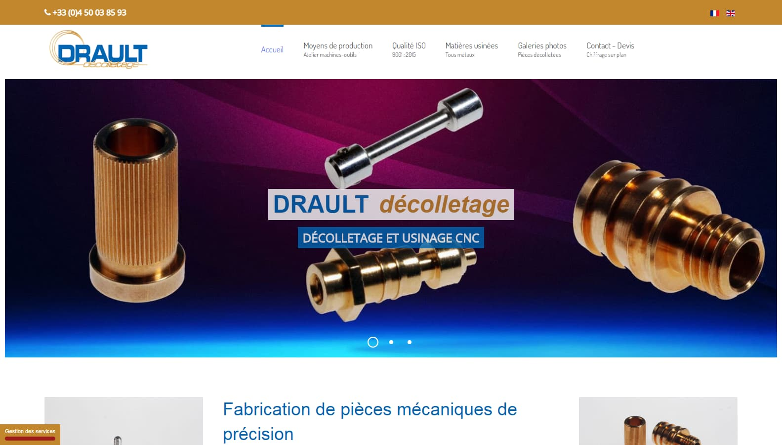 DRAULT DECOLLETAGE